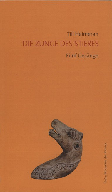 Buch: Till Heimeran: Die Zunge des Stieres