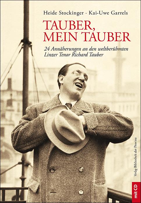Buch: Heide Stockinger: Tauber, mein Tauber
